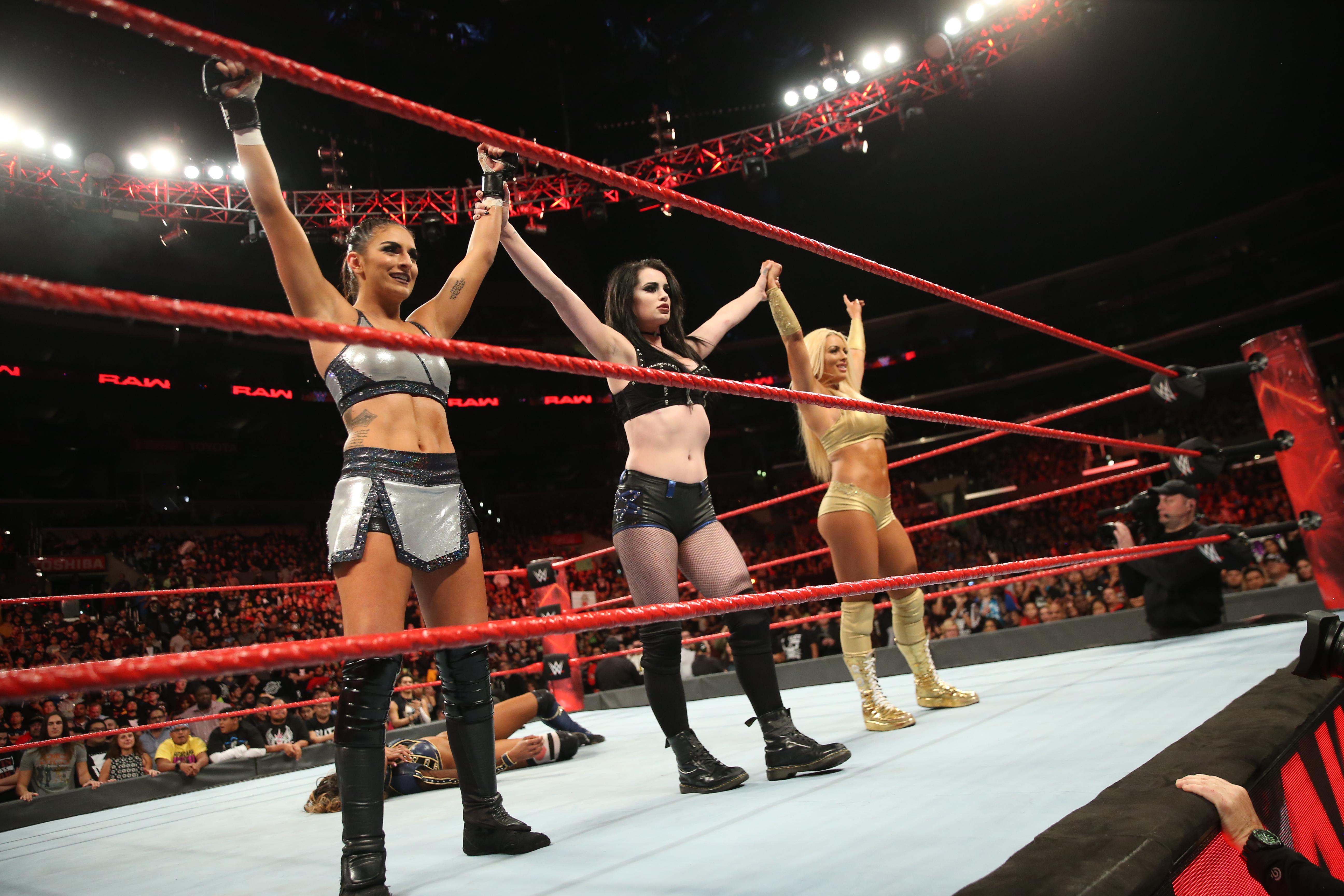 WWE『RAW #1281』は明日午前10時にスタート!