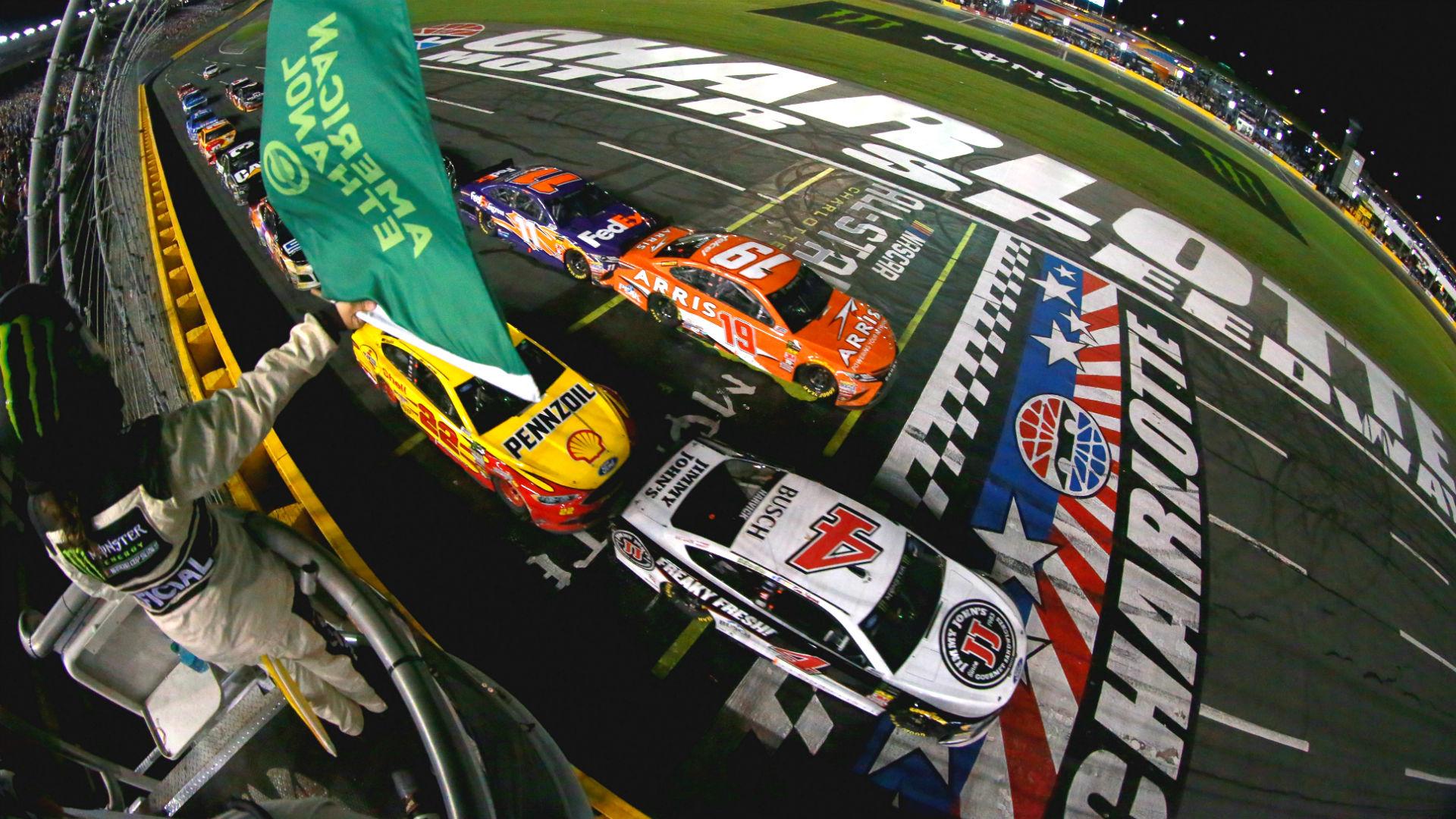 nascar all star race - photo #1