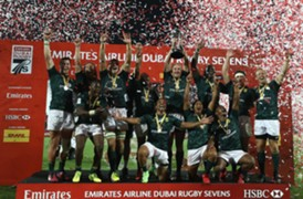 South Africe winning 2016-17 rugby sevens