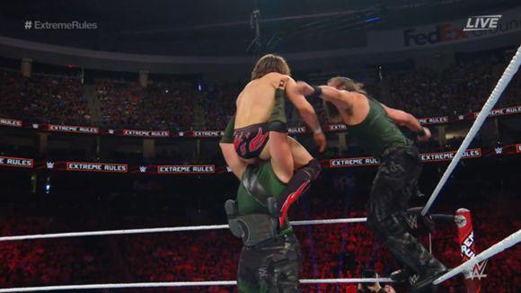 WWE PPV エクストリーム・ルールズ チーム・ヘル・ノー