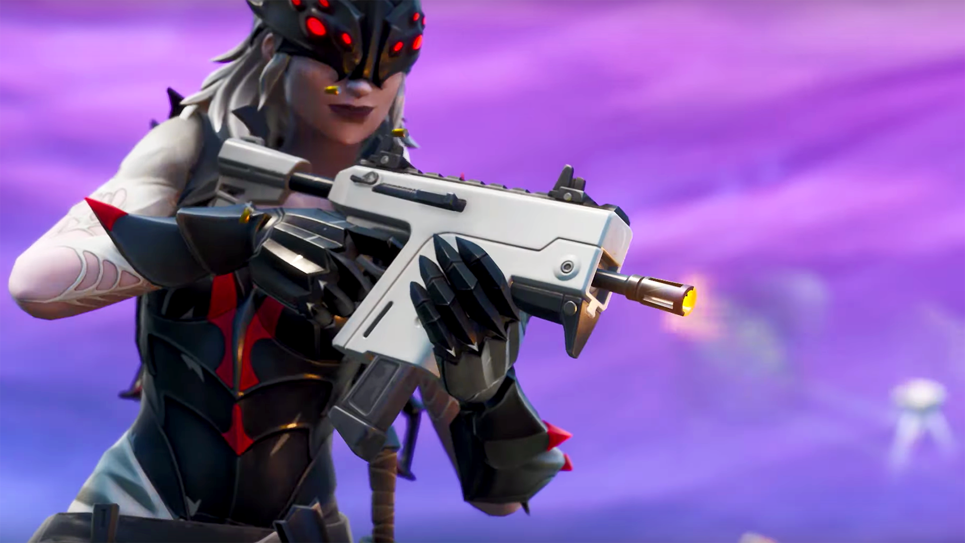 Image result for burst smg fortnite in week 4 challenges