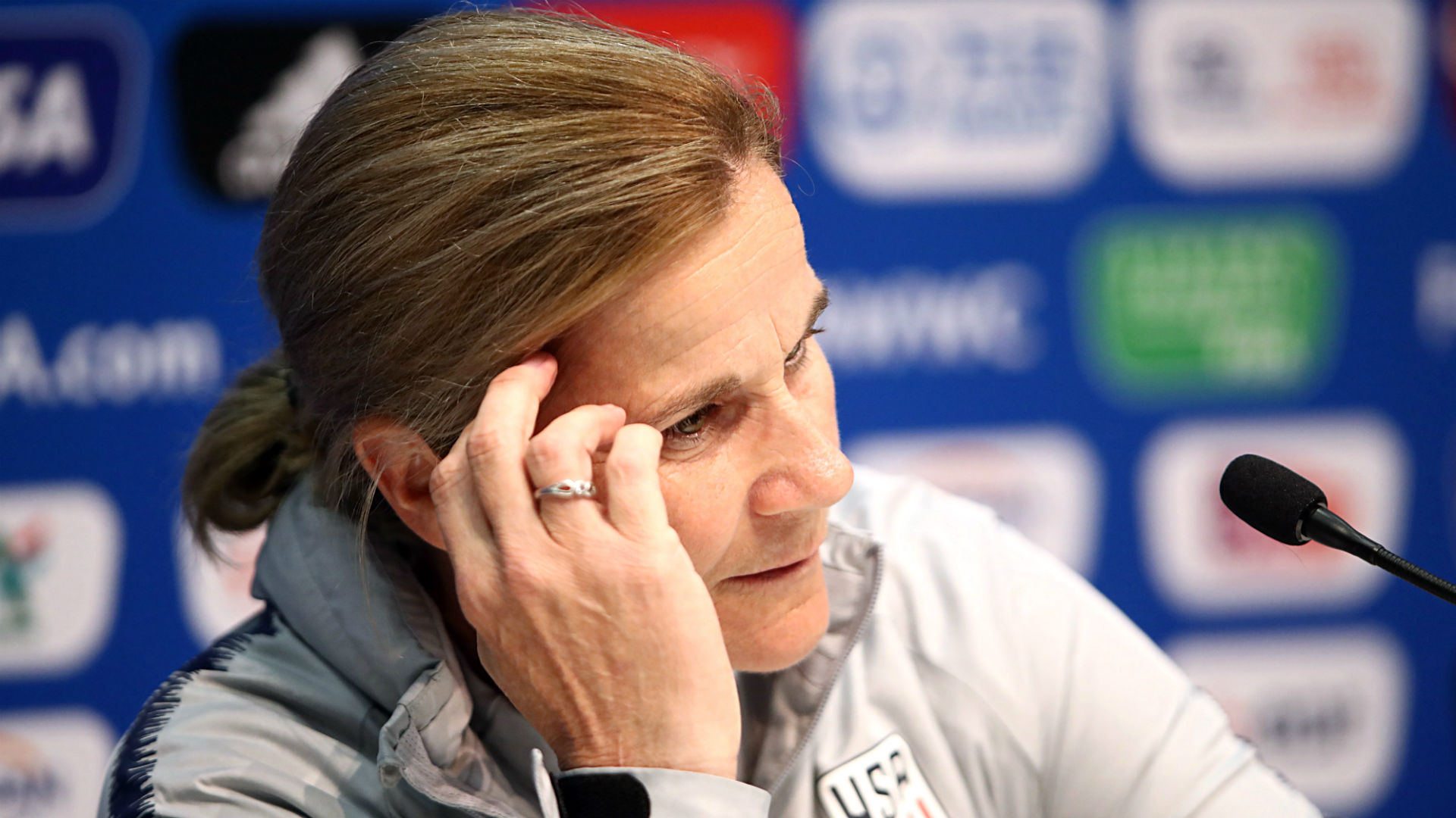 Women's World Cup 2019: USWNT coach Jill Ellis rightly dismisses talk of tanking to avoid France