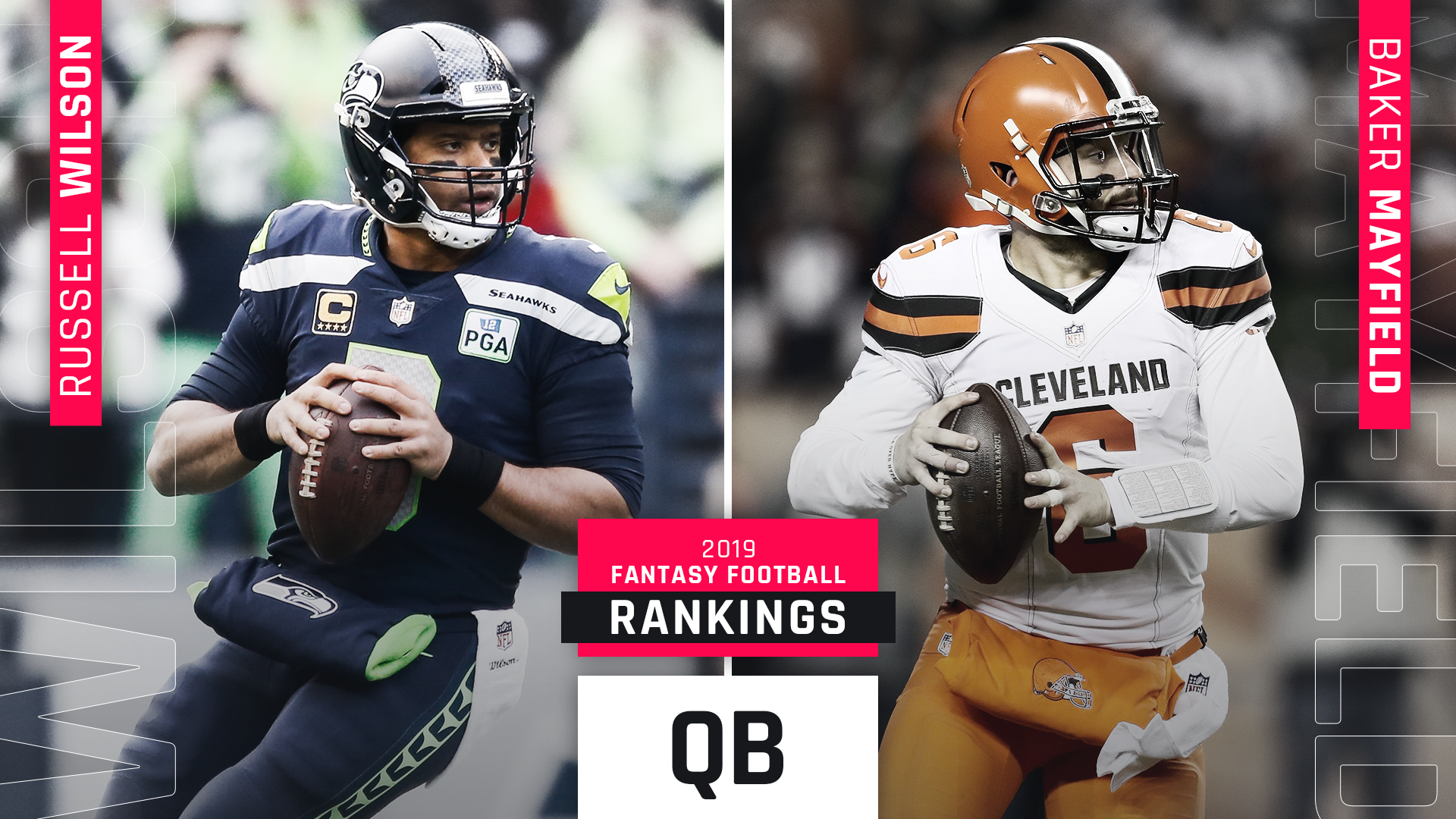 Updated Fantasy QB Rankings: Top quarterback draft picks, sleepers for 2019