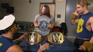 WWE レプリカベルト WWE王座 AJスタイルズ