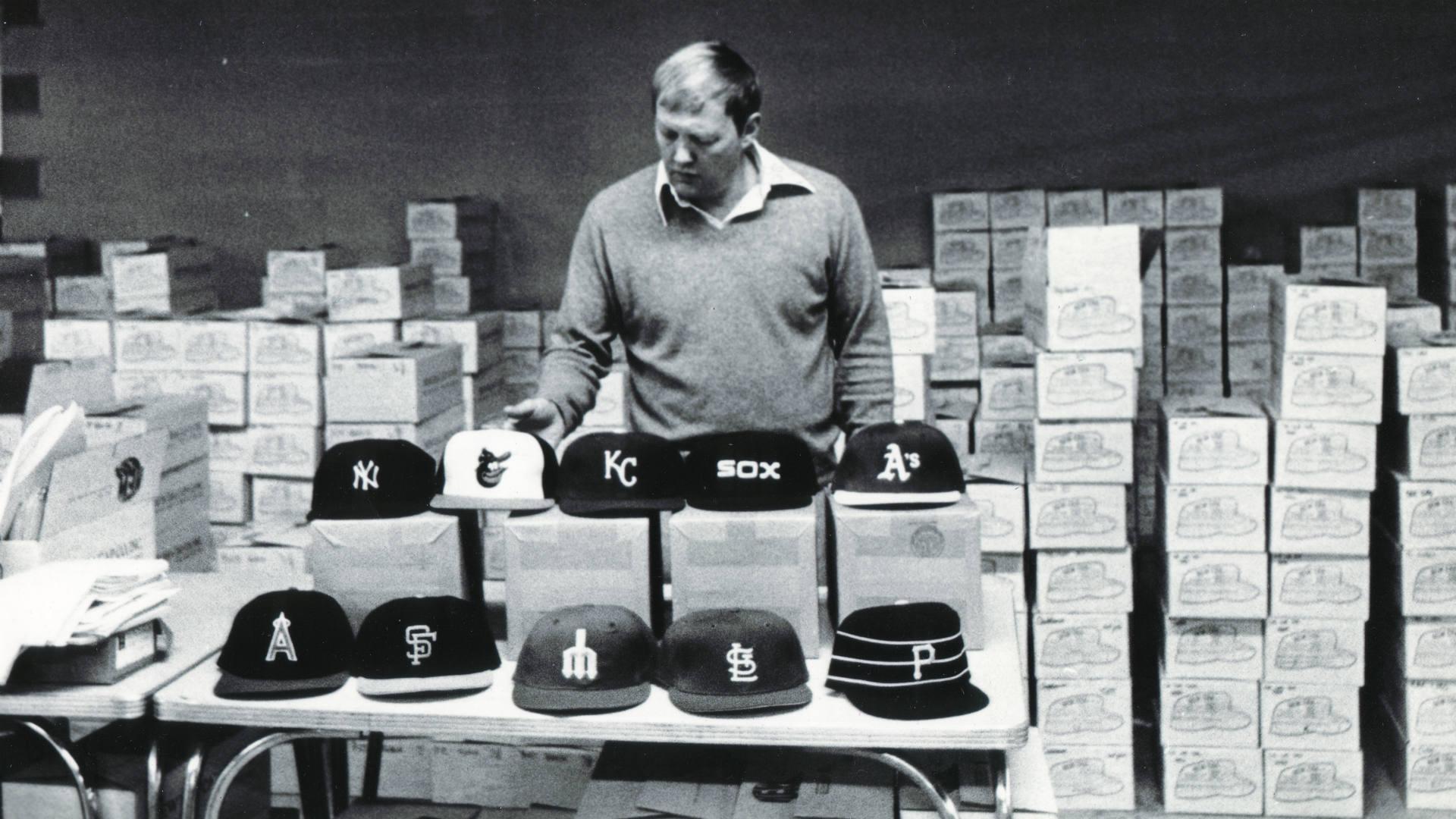 Cómo un anuncio de pedido por correo convirtió a New Era en el rey de los sombreros de MLB casi de la noche a la mañana 2
