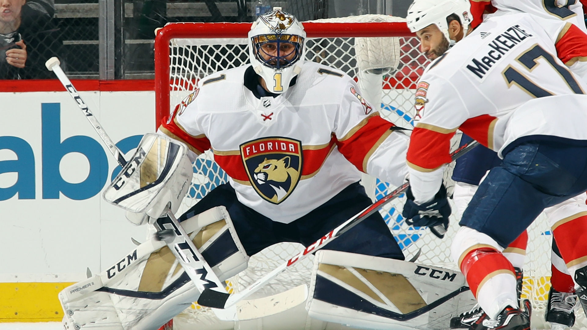 Roberto Luongo Focused On Helping Panthers Win Not On Setting