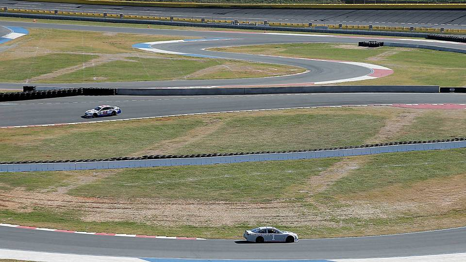 Tweaks to Charlotte's road course should make Playoff race quicker, more intense
