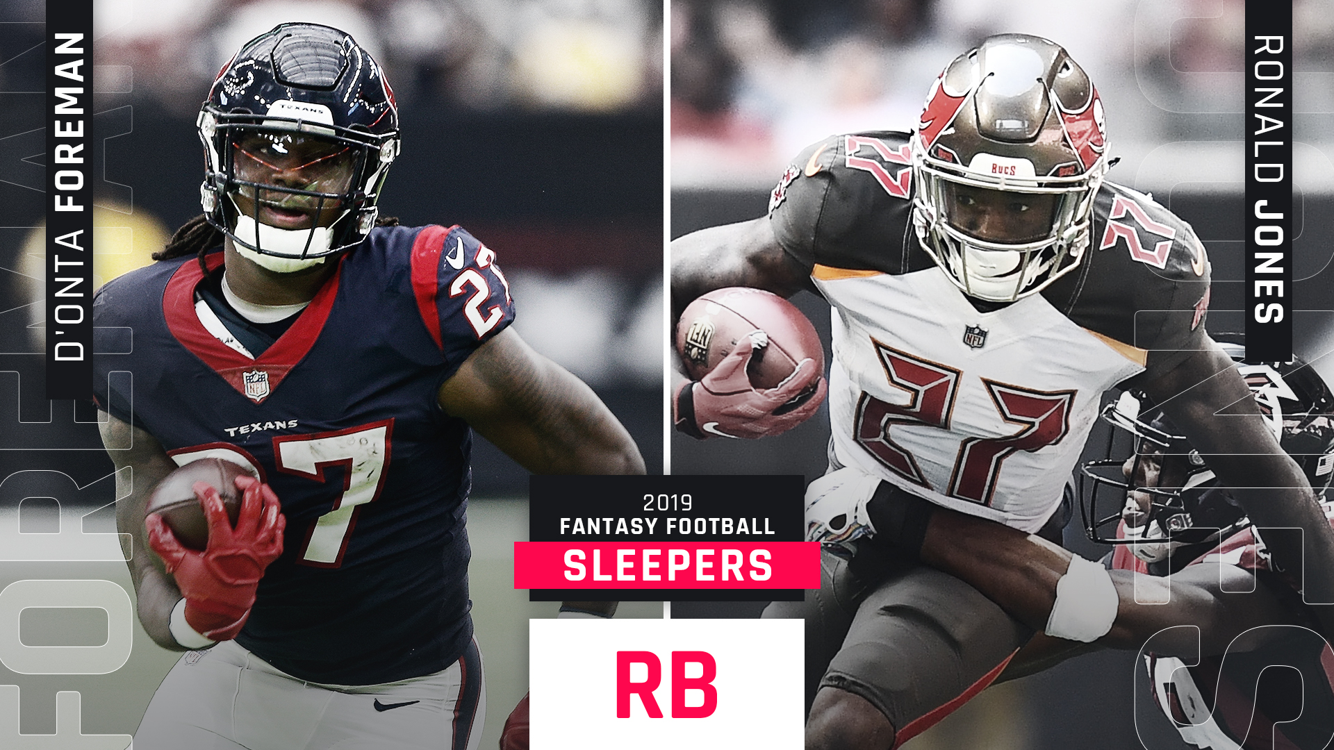Fantasy Football Sleepers: Running Backs