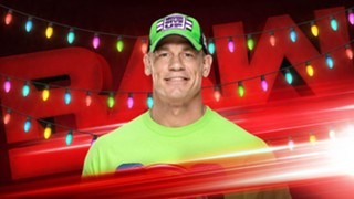 John Cena returns to Raw