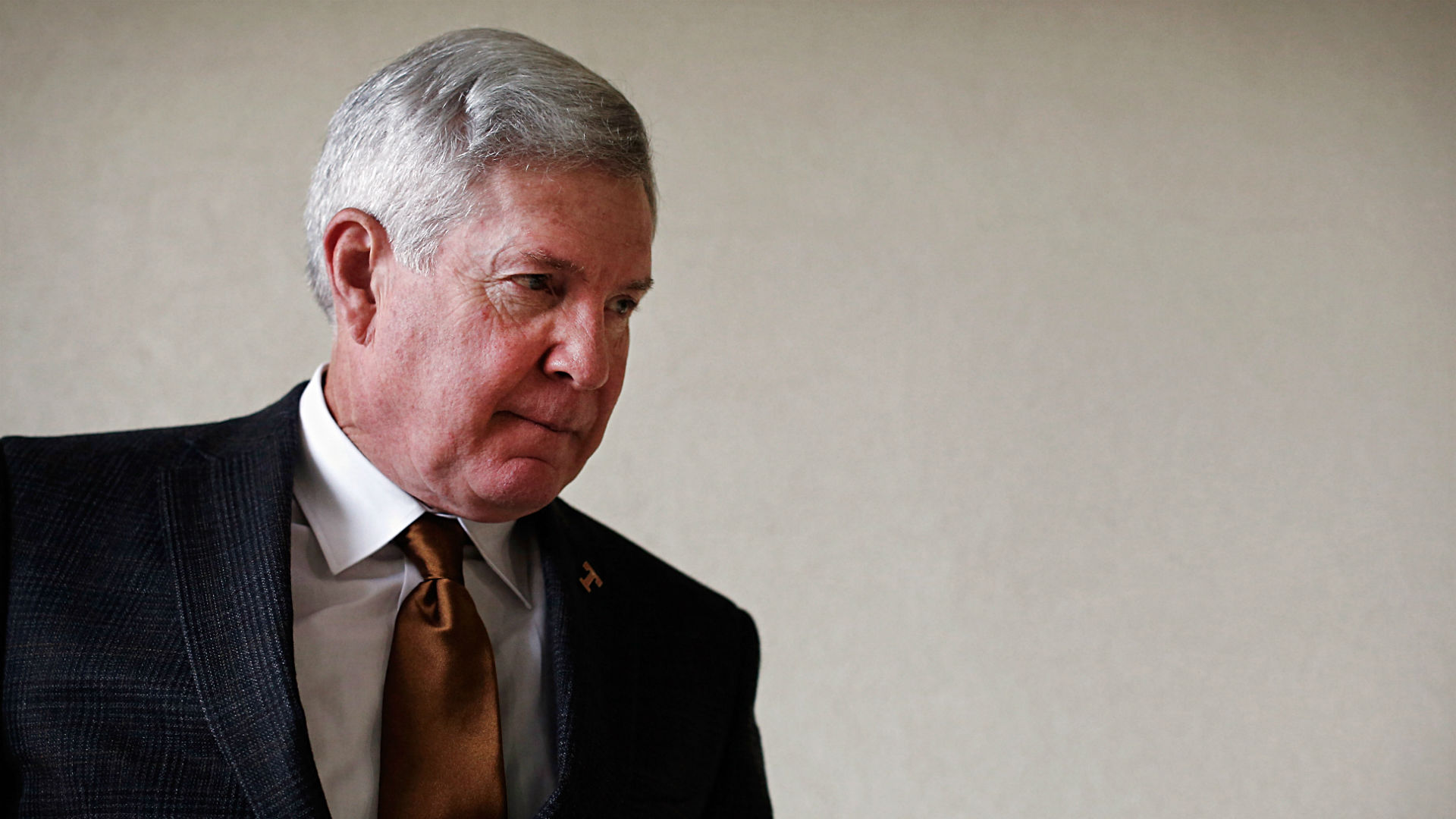 Mack Brown explains why he returned to North Carolina — and why he left Texas