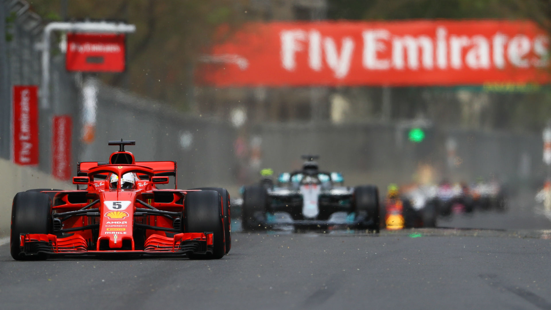 F1 Azerbaijan Grand Prix: Start time, TV channel, live stream for 2019 race