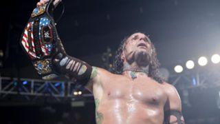 WWE バックラッシュ US王座戦