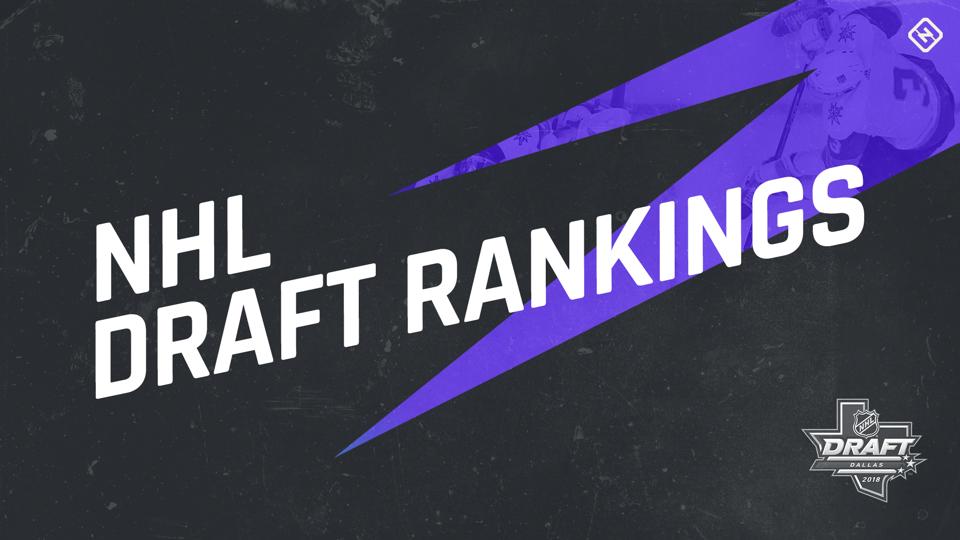 NHL Draft prospect rankings: Rasmus Dahlin or Andrei Svechnikov? It's 1A vs. 1B atop 2018 class