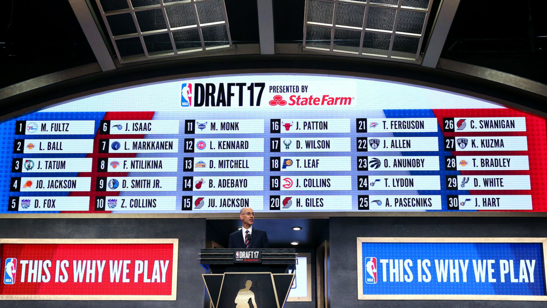 NBA Draft pick protections: Celtics, Sixers will have eyes on Lakers all season