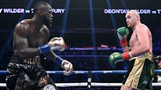 Deontay Wilder-Tyson Fury