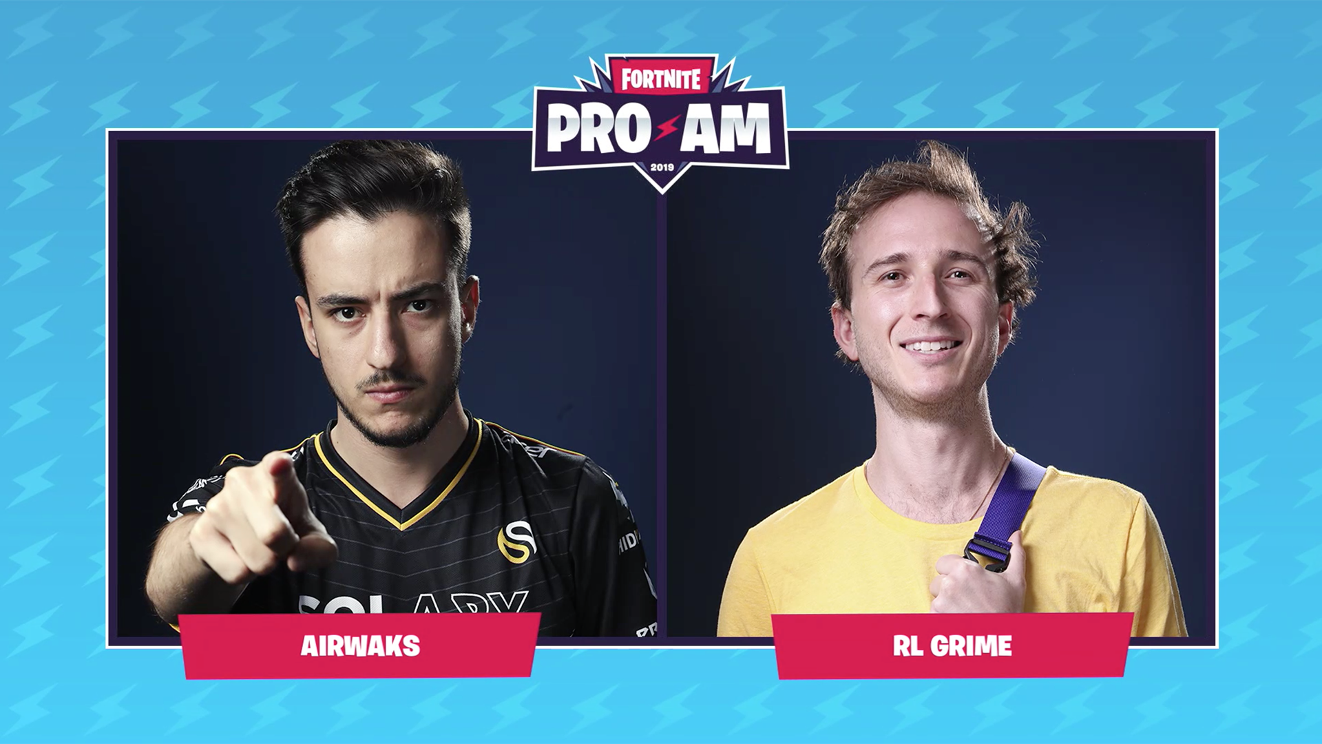 Fortnite Pro-Am 2019 results: Airwaks, RL Grime win star-studded event