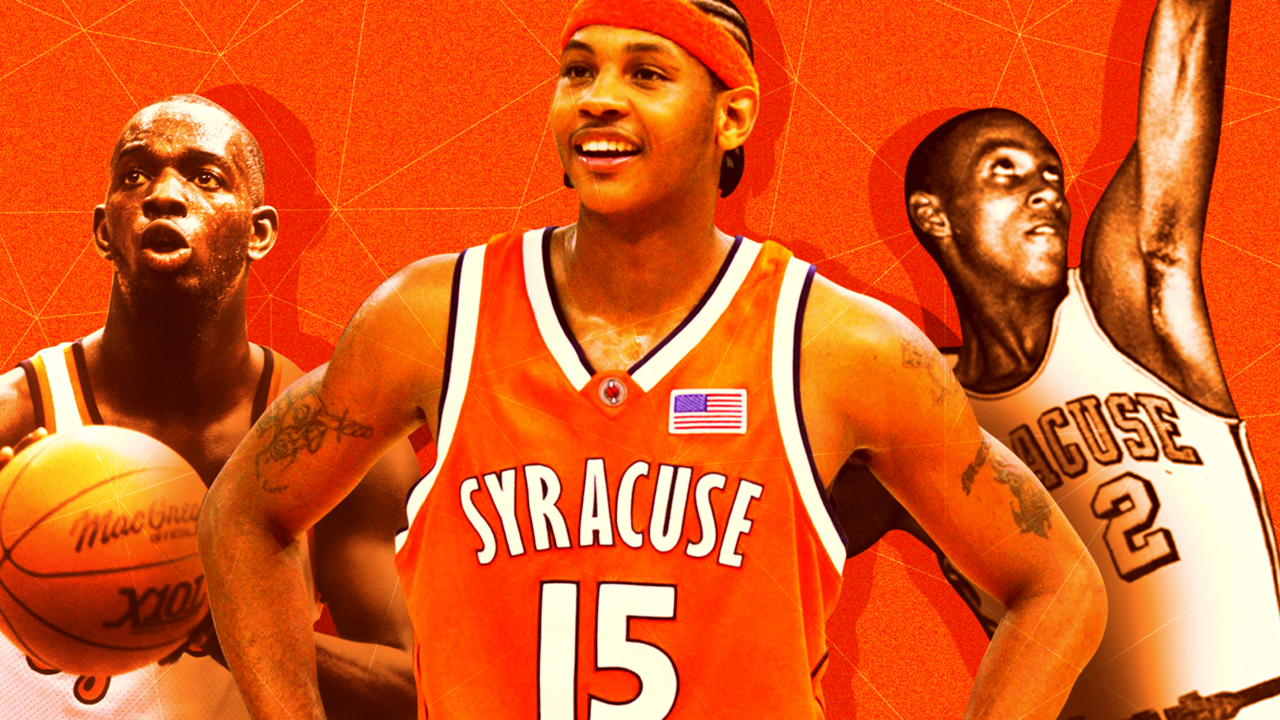 best authentic 4559e 41fee Top 12 Syracuse basketball players of all time | Sporting News
