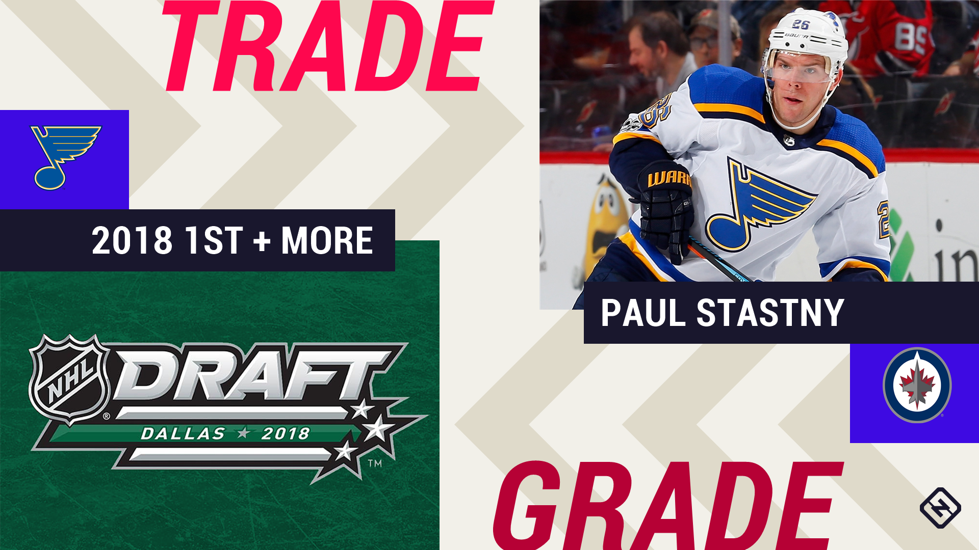 7f4e94146 NHL trade news  Grading every deal made on 2018 trade deadline day ...