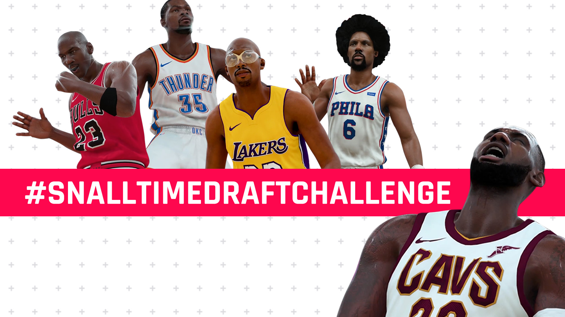 Analyzing SN's NBA 2K all-time draft | Sporting News