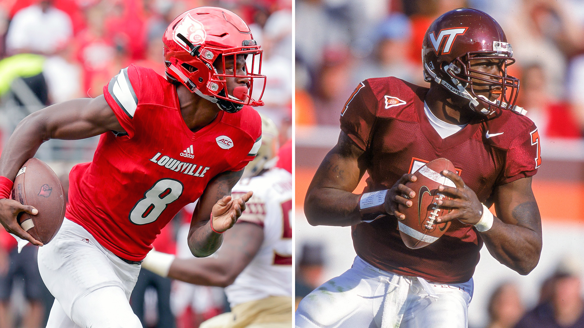 d673a5247421 Michael Vick says Lamar Jackson is already better than him | Sporting News