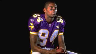 Classic photos of Randy Moss