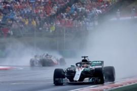 ルイス・ハミルトン、F1ハンガリーGP予選