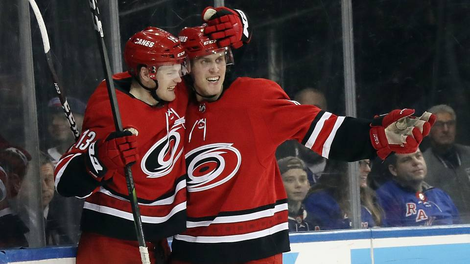'Storm Surge' passes — A look at the best Carolina Hurricanes celebrations