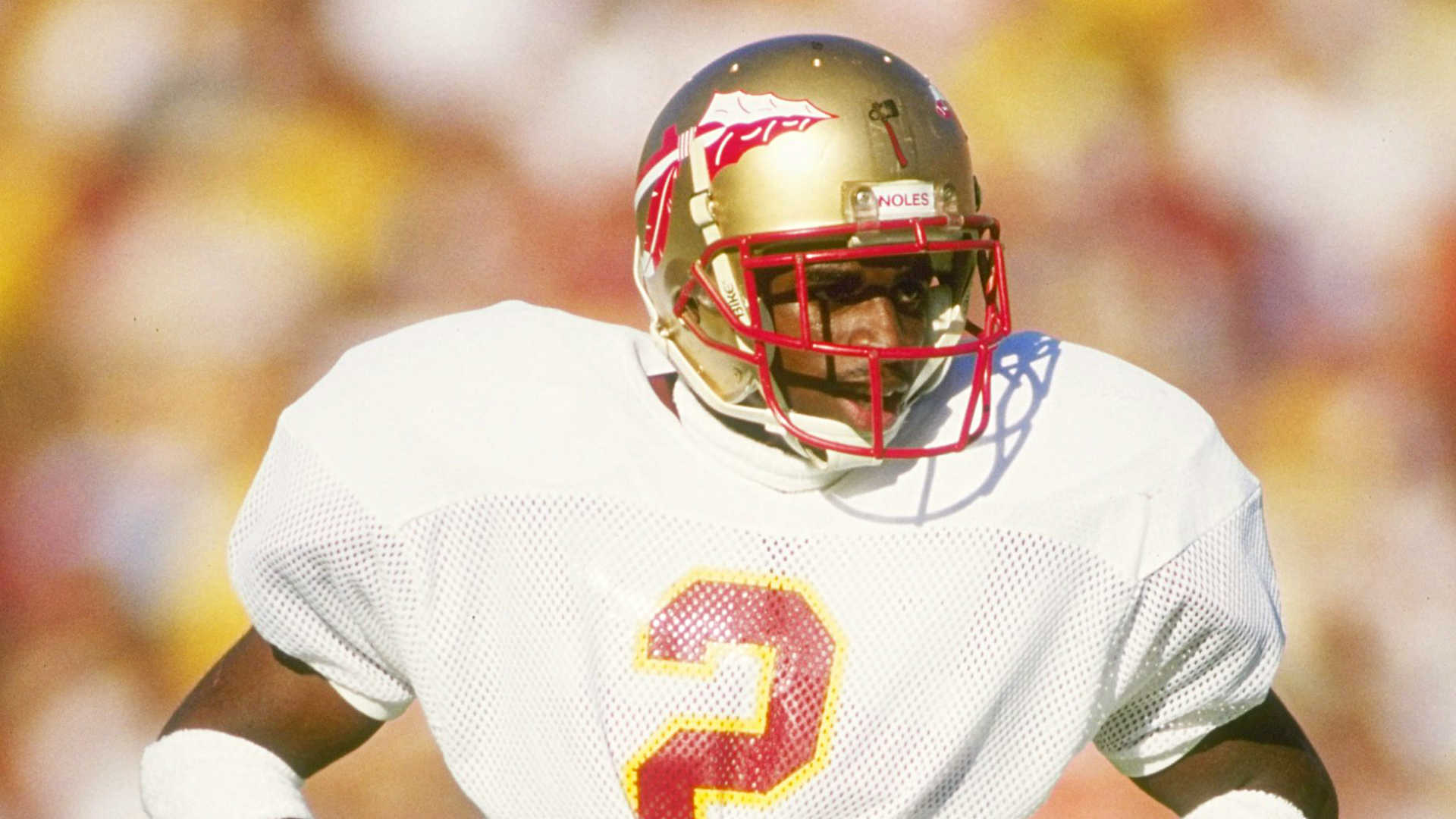 pretty nice 7b2ce a10f6 Deion Sanders discussing coaching role at FSU with Willie ...