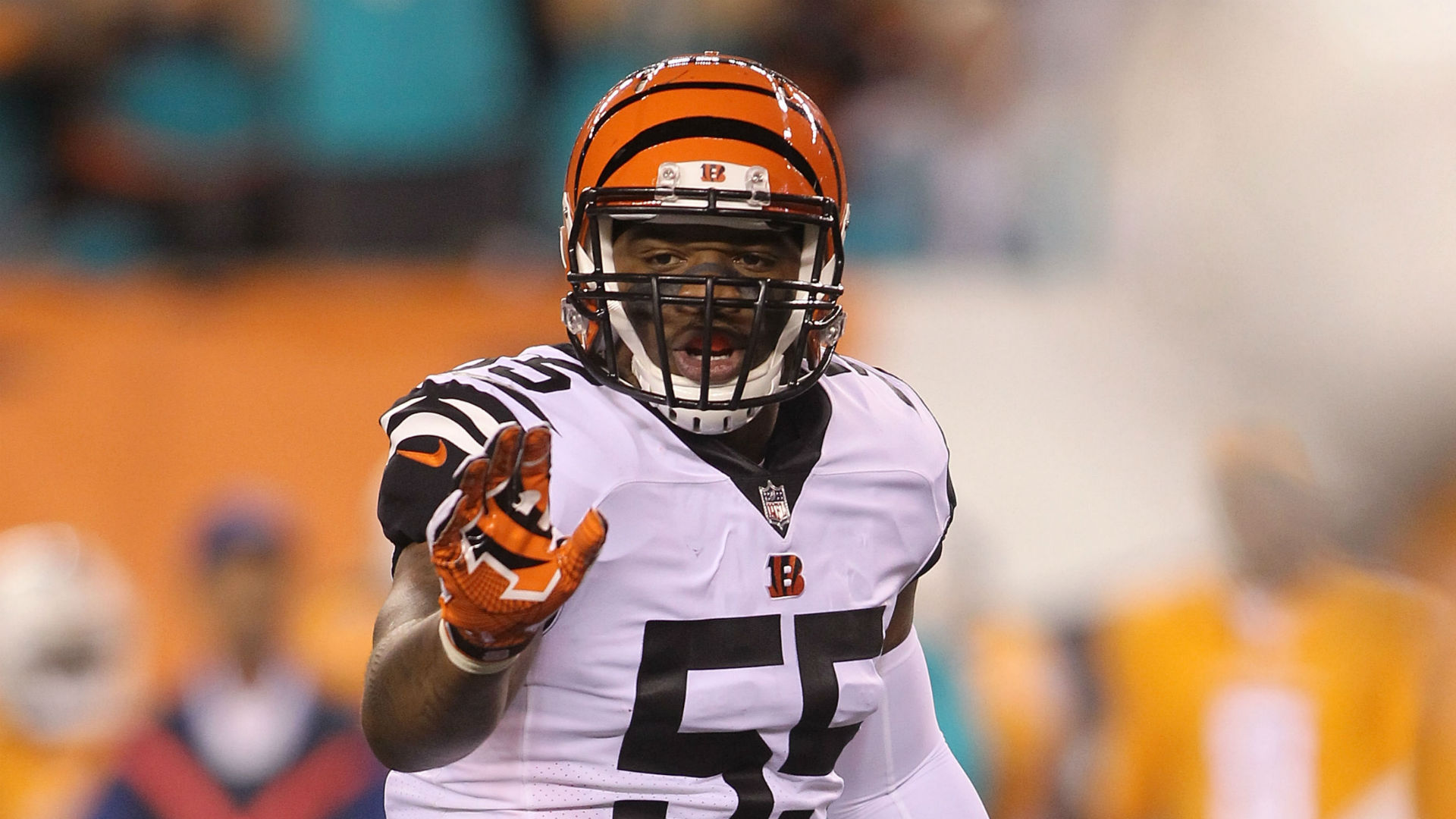 vontaze burfict jersey color rush