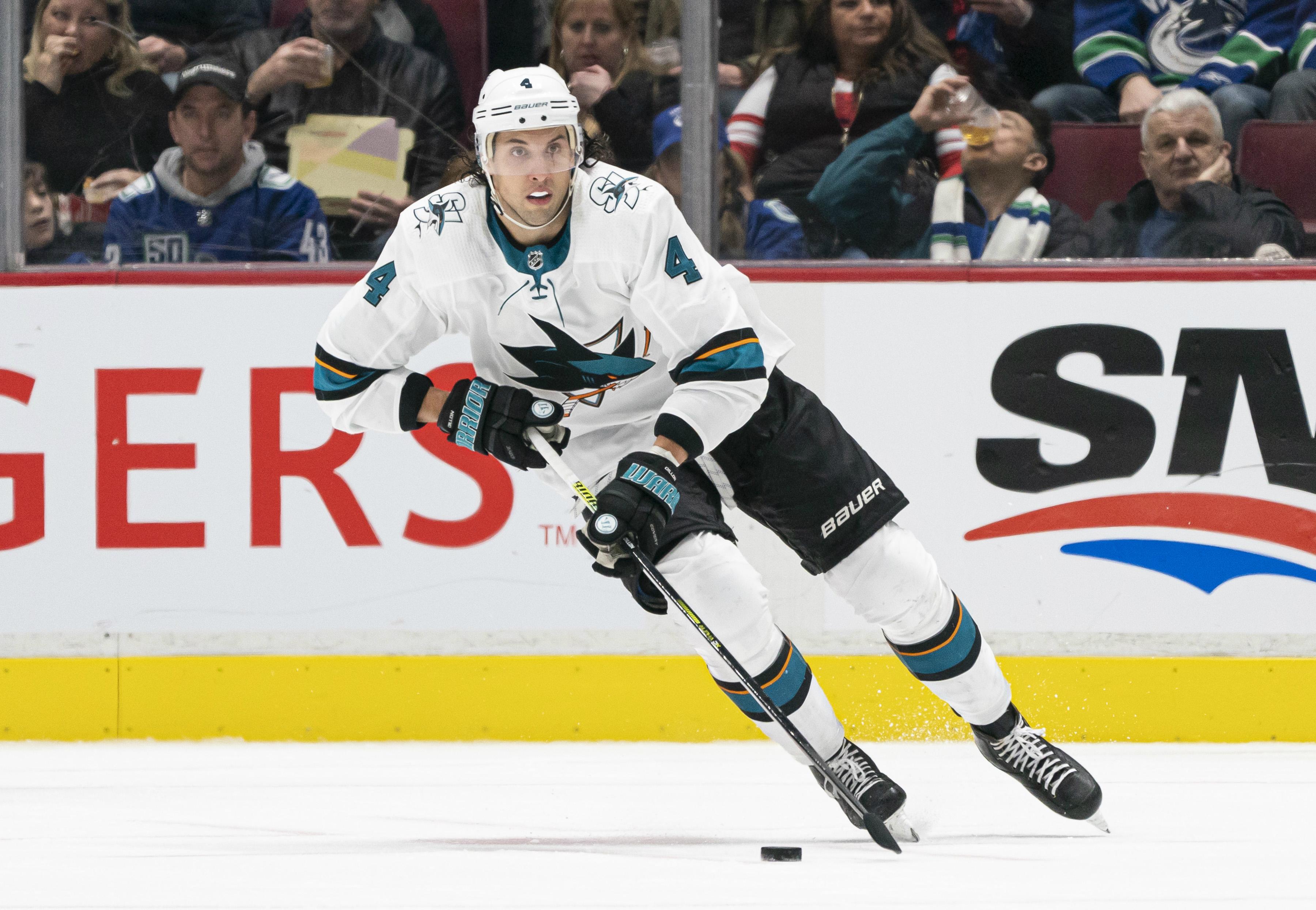 Brenden Dillon trade grades: Capitals add defensive depth as Sharks begin anew - sporting news