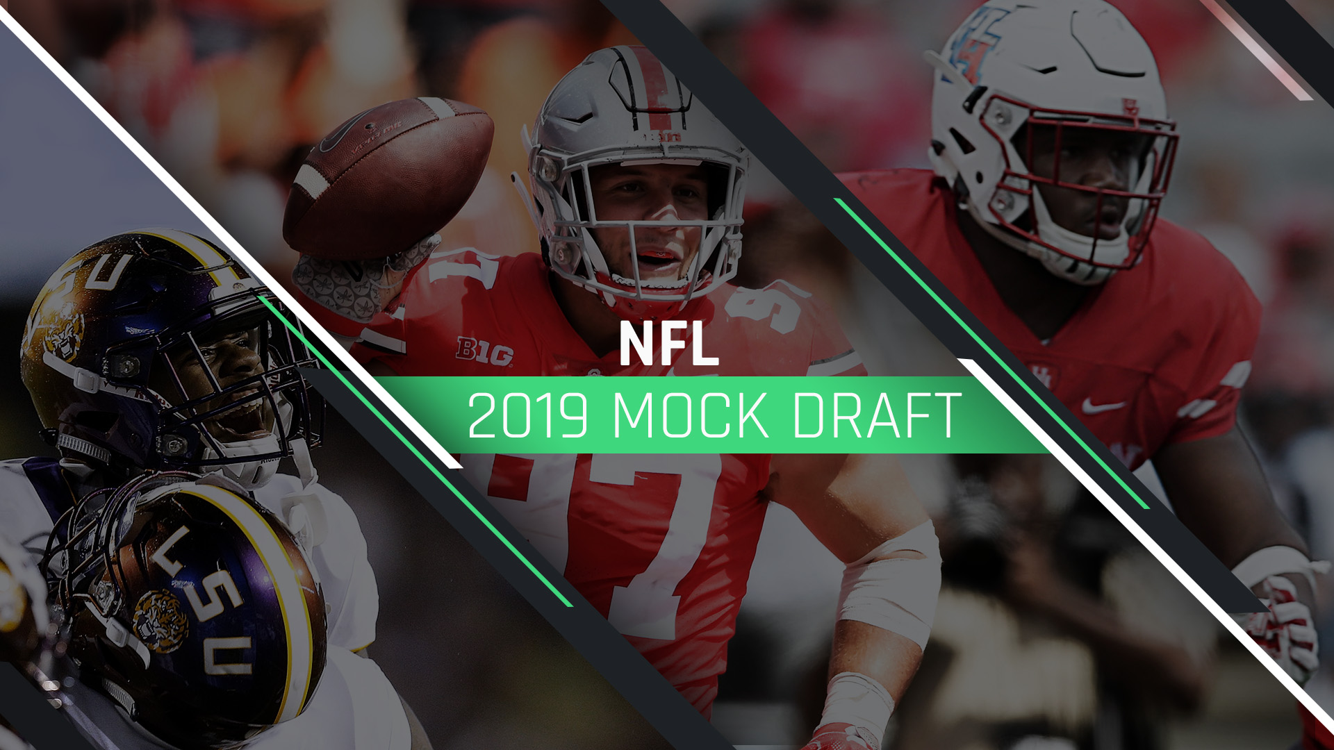 NFL mock draft 2019: Cardinals, 49ers go for D; Broncos, Giants, Dolphins go QB