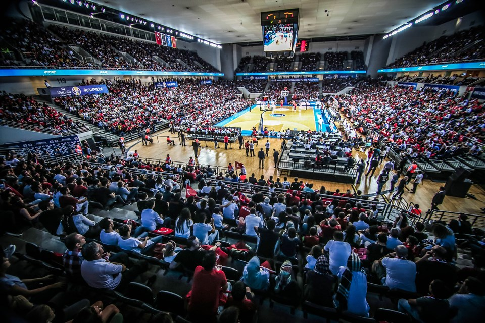Ankara FIBAWC