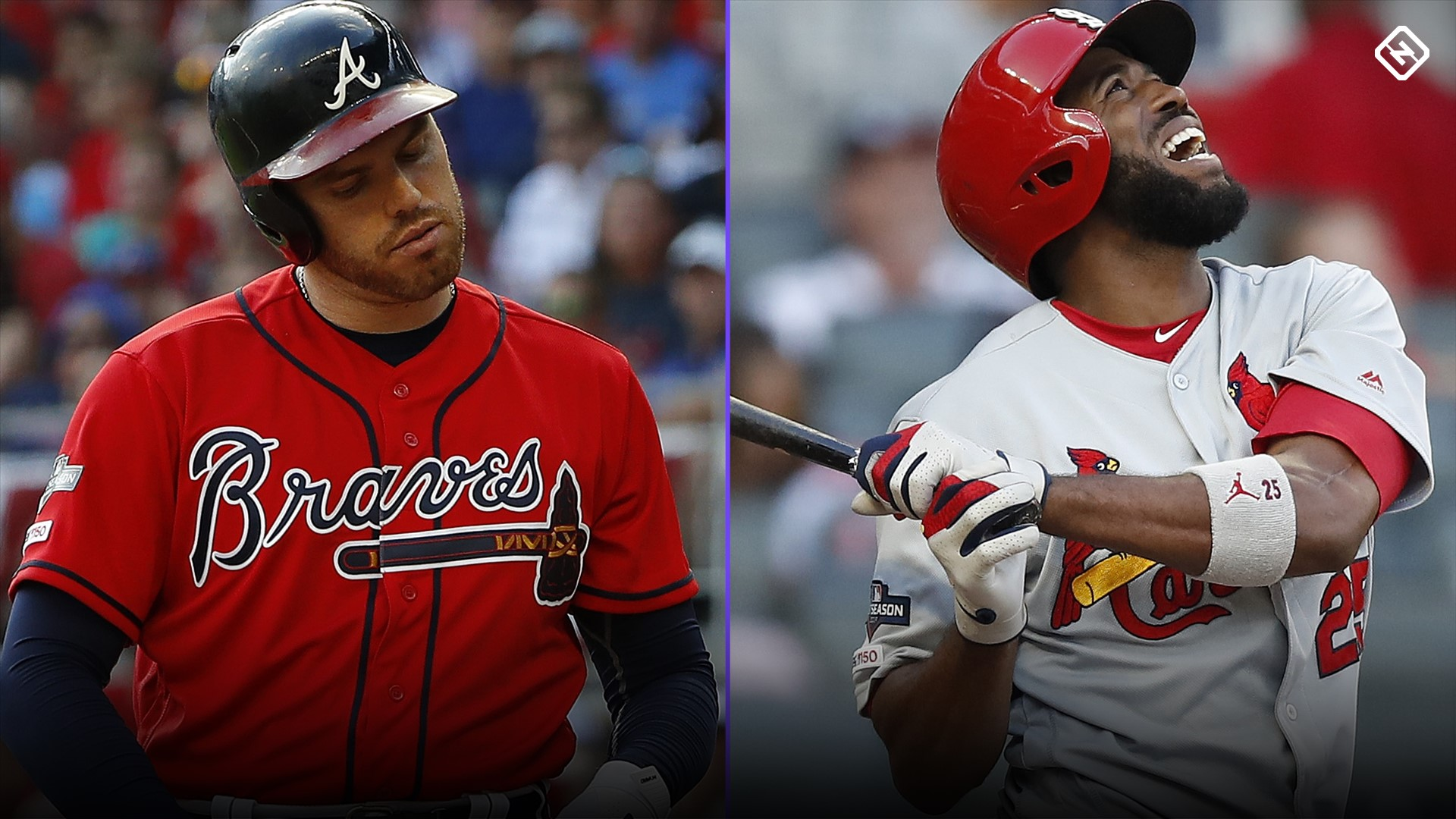 Cardinals and Braves are both lucky to have made it to Game 5 with cold bats
