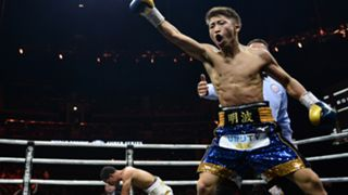 井上尚弥, WBSS, 準決勝, ロドリゲスに2回TKO勝ち