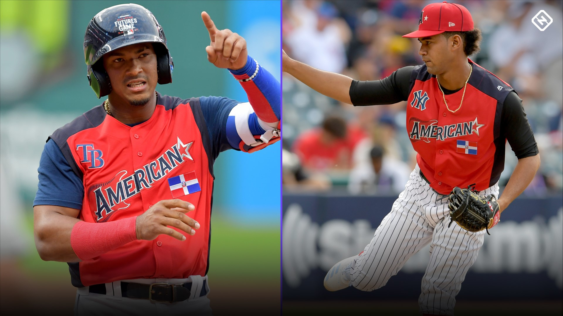 Top Mlb Keepers 2020.Mlb Futures Game 2019 Top Prospects Who Stood Out