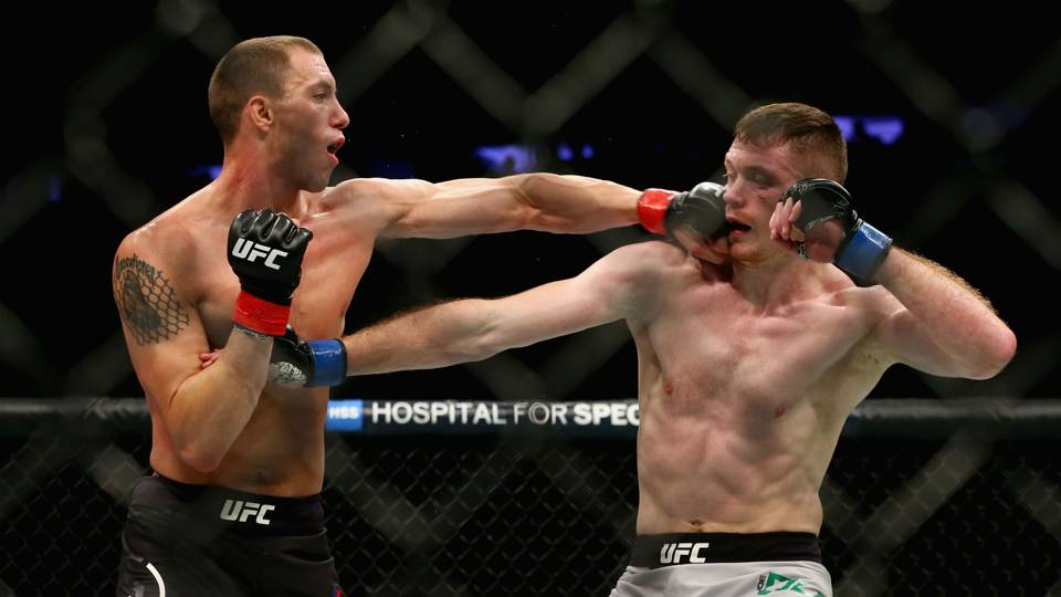 UFC Lincoln: How working odd jobs helped James Vick become a contender