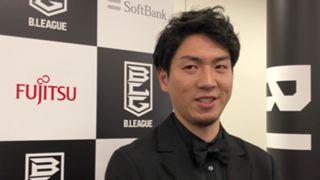 比江島慎 シーホース三河 Bリーグ B.LEAGUE AWARD SHOW 2017-18
