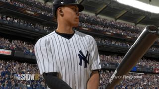 MLB The Show 18 Aaron Judge