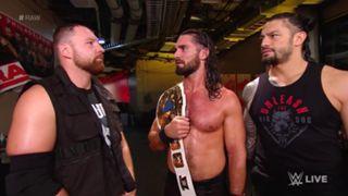 WWE ロウ #1325 シールド