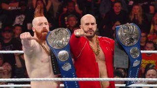 WWE, スマックダウン, #1008, SDタッグ