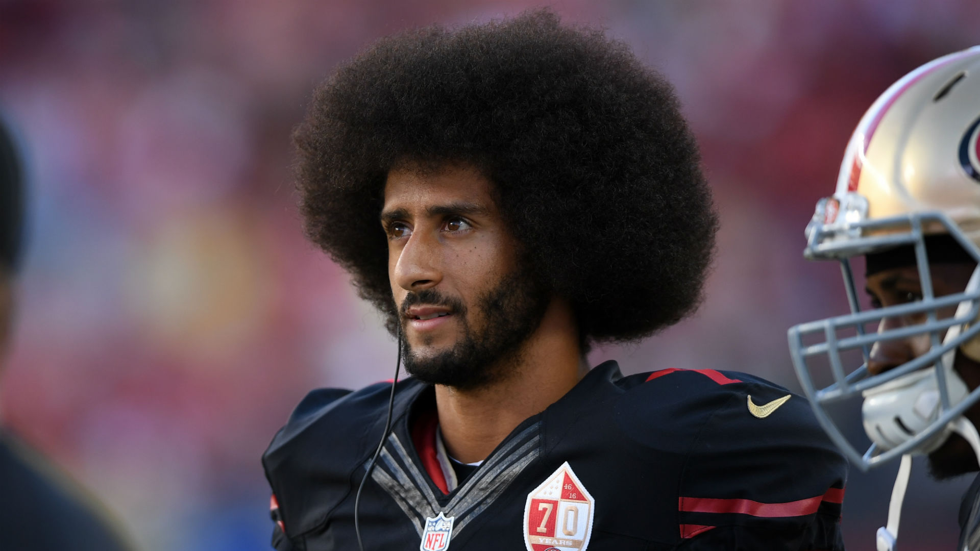 if you equated colin kaepernick voting to his cause, you never