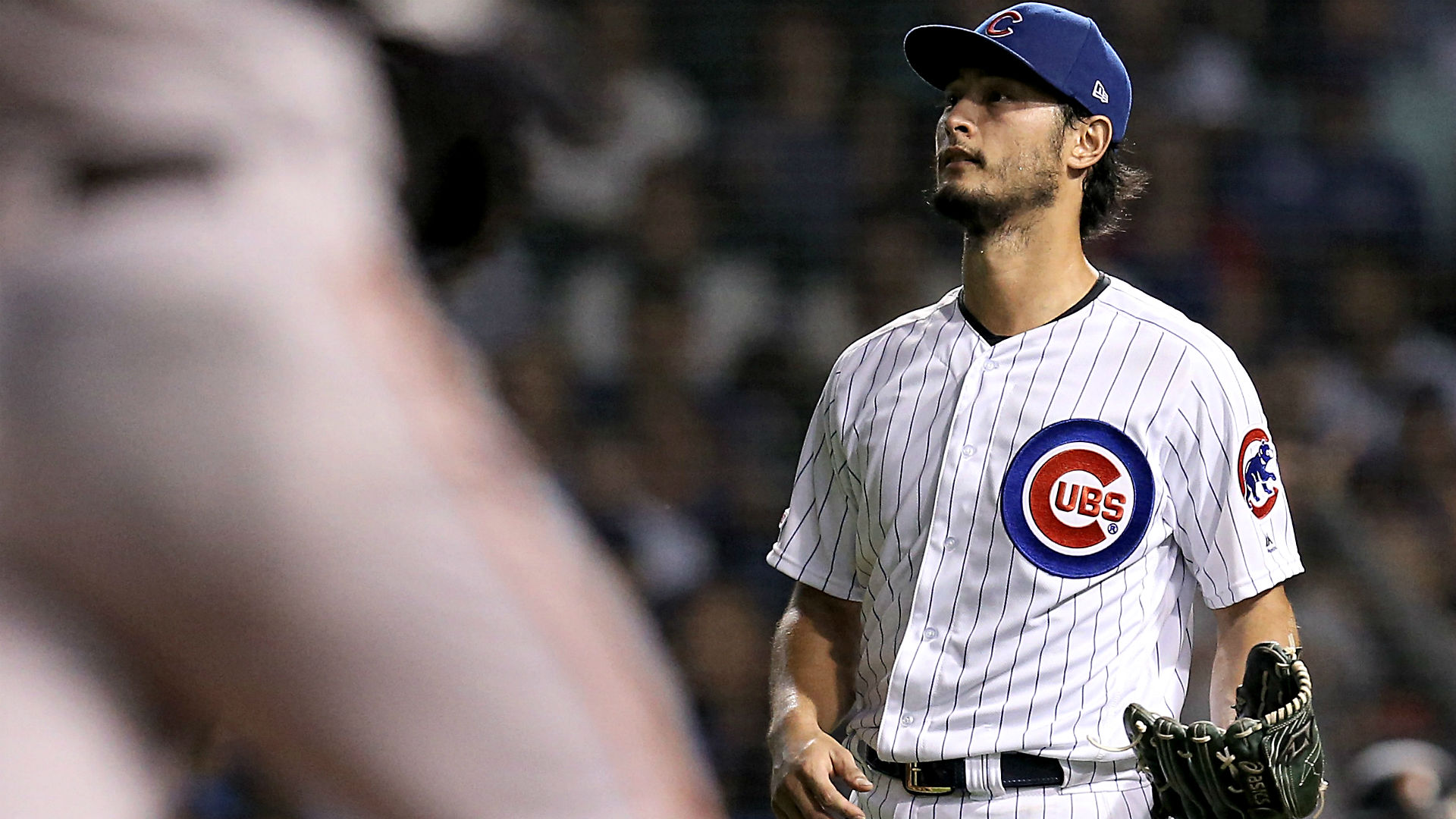 Yu Darvish le da a los Astros la posibilidad de robar letreros, y luego Christian Yelich lo asa en video 2