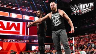 WWE 大阪公演 ディーン・アンブローズ 追加