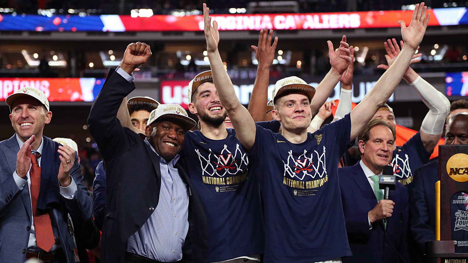 'One Shining Moment' showcases best of 2019 NCAA ...