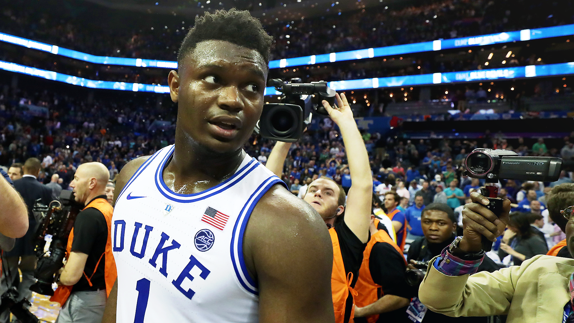 Zion Williamson can end Knicks' spell of NBA Draft lottery disasters