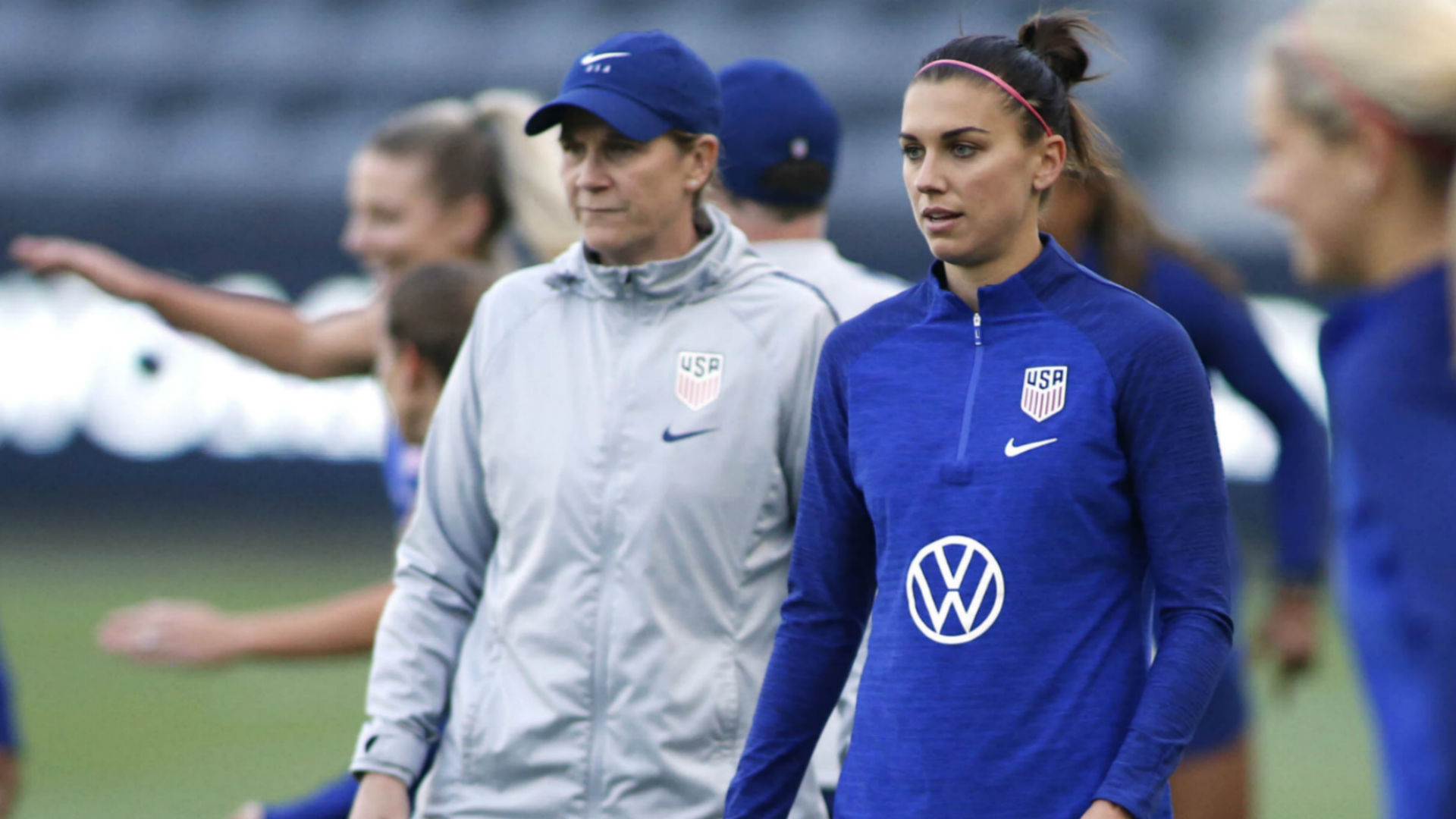 USWNT coach Jill Ellis indulges in luxury of World Cup experience in choosing roster for France 2019