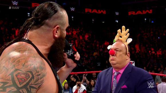 WWE, ロウ, #1335, ストローマン