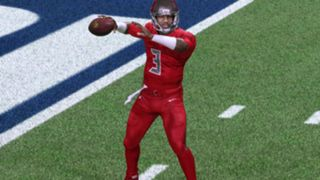 Color Rush Tampa Bay Buccaneers Madden NFL 17