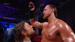 WWE ビッグ・キャス ダニエル・ブライアン バックラッシュ