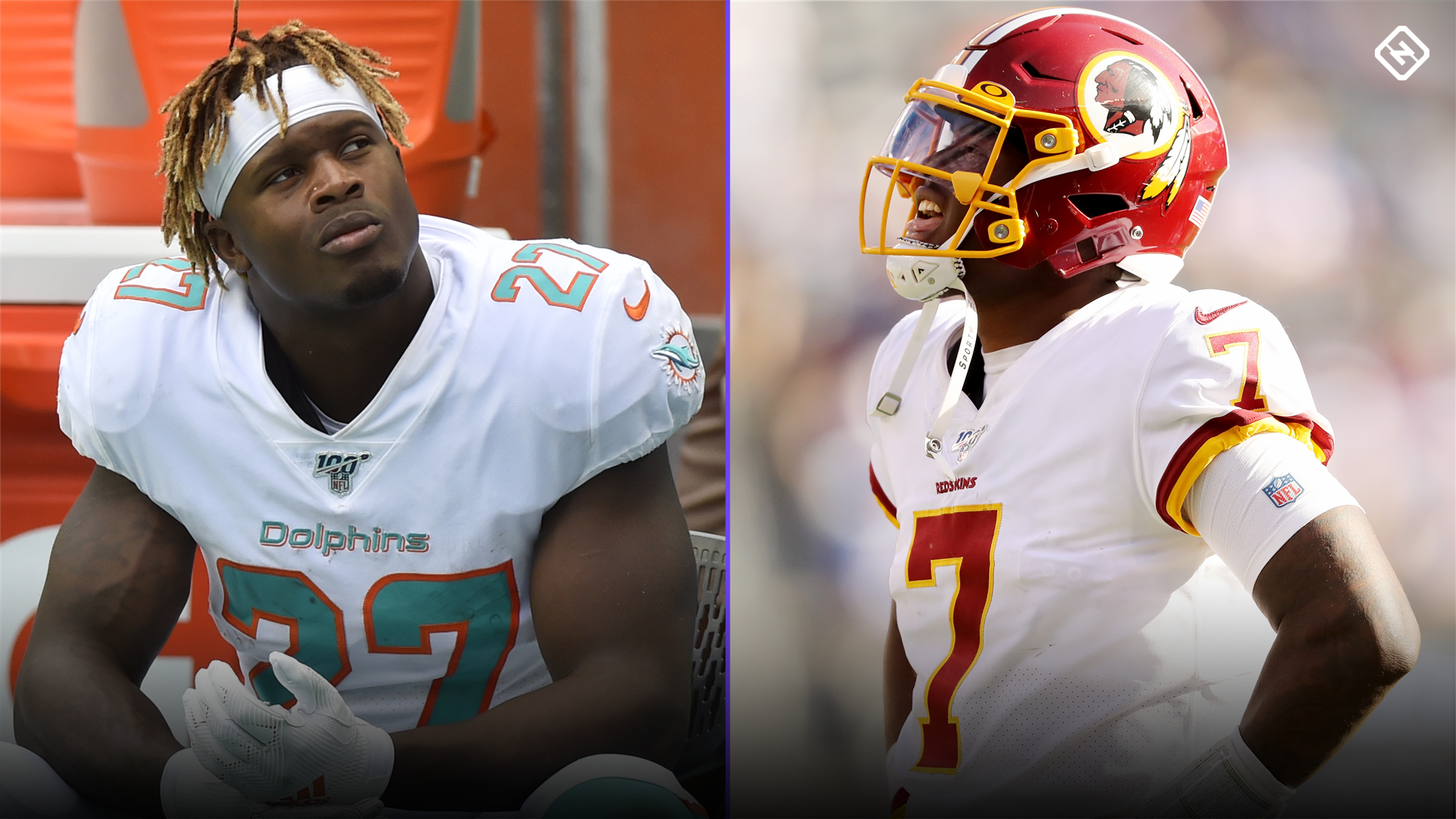 Redskins or Dolphins: Which woebegone NFL franchise is worse entering Tank Bowl?